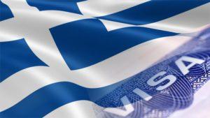 Греция-виза