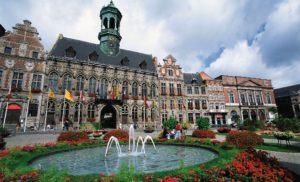 Бельгия-виза