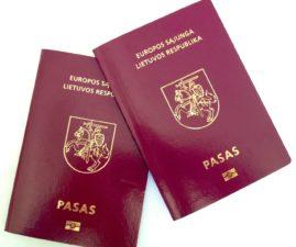Гражданство Литвы