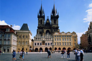 Временный вид на жительство в Чехии