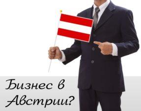 Бизнес в Австрии