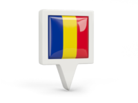 romania_square_pin_icon