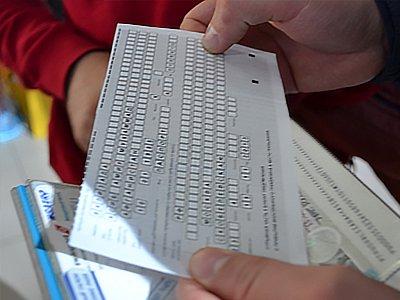 Регистрация иностранцев в Украине