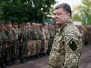 гражданство украины участникам АТО