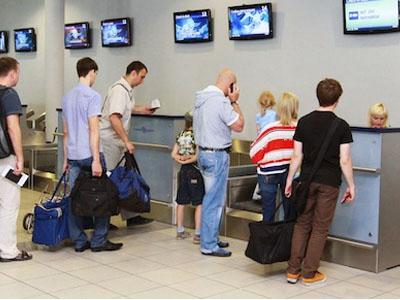 виза в аэропорту для украинцев
