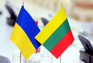 Украина и Литва